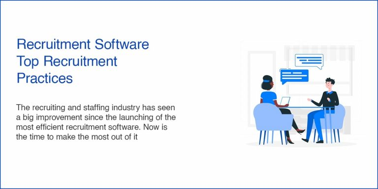 Recruitment Software – Top Recruitment Practices